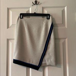 NWOT Black House White Market skirt, size 0P.